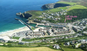 portreath-cliff-house-bb-location