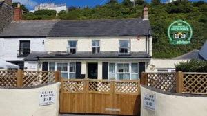Cliff House B&B Portreath Cornwall